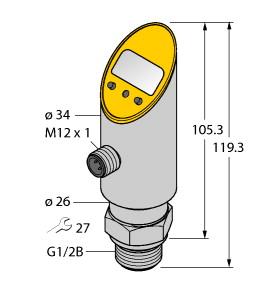 PS025V-609-2UPN8X-H1141