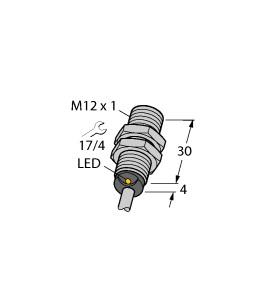 Turck 图尔克 BI2-G12-Y1X 电感式接近开关