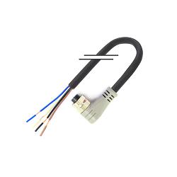 M12/4芯/母头/弯头/2米/PVC (MD-M1204MW-02000-PVC)