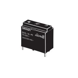 Omron 欧姆龙 G4A-1A-PE DC24 PCB用继电器